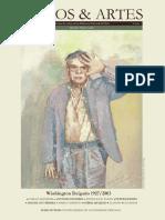 Libros & Artes No 6 (Dic, 2003) a Washington Delgado