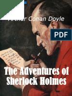 The Adventures of Sherlock Holmes, By Arthur Conan Doyle