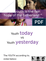 Youth SRH situation in the Philippines