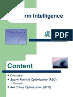 Swarm Intelligence_a presentation