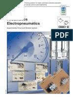 Pneumatics Electropneumatics