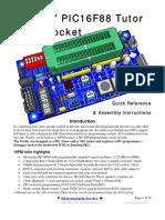 Firefly Assembly Instructions