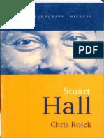 Hall Rojek, Stuart Hall, Routledge