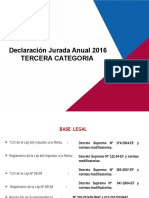 Renta Tercera 02 03 2017 - Act Contable