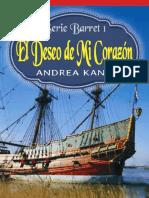 Andrea Kane - Serie Barret 01 - El Deseo de Mi Corazón