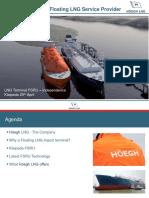 Hoegh LNG FSRU Presentation