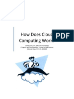 How Does Cloud Computing Work