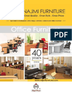 Najmi Furniture Officedesk