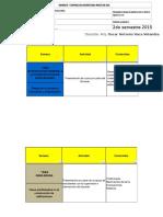 Programa Construccion de Edificaciones
