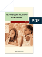 BRENIFIER, O. The practice of philosophy with children 1.pdf