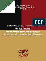 [E-BOOK] - Estudos Sobre Narrativas