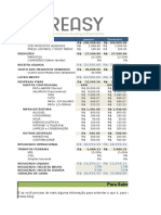 Demonstração Dos Resultados (DR)
