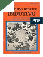 Antonia Leonora Van Der Meer - O Estudo Bíblico Indutivo