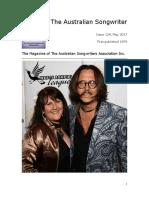 The Australian Songwriter Edition 124