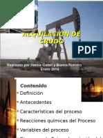 ALQUILACION del crudo COPIA 2.ppt