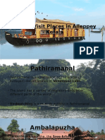Kerala Tours - Places to visit in Alleppey, Kerala
