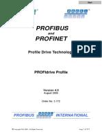 PROFIdrive Profile V4 0