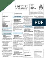 Boletin Oficial 27-07-10 - Tercera Seccion