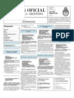 Boletin Oficial 26-07-10 - Tercera Seccion