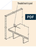 Slab to Side Wall Joint