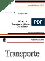 3 UTN Logística Mod 3 Transporte v2016