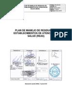 Plan Manejo de Reas 2015 (1)
