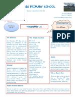 Newsletter 031