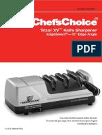 Chefs Choice Xv