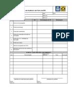Planilha de Auditoria EPI