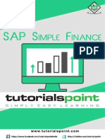 Sap Simple Finance Tutorial