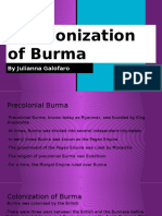 decolinization of burma