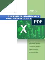 Validacion de Datos Excel