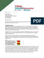 ECHS051217Charter Renewal Response ECHS 2017