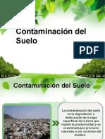 Contaminacion Suelo