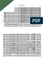 Nenhuma Condenação Há_Jazz - Score and parts