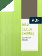 Dario Salcedo Chavarria