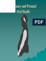 Pregnancy & Oral Health Slides