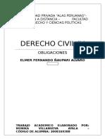 Derecho Civil IV-obligaciones