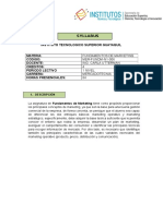 Syllabus Fundamentos de Mkt Modificado