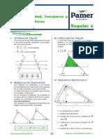 4. Geometria_4_Proporcionalidad, Semezanza y Relaciones Metricas