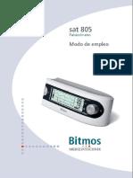 Sat 805 - Bitmos GmbH