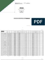 3827-E10-031 - Flow Element List - E
