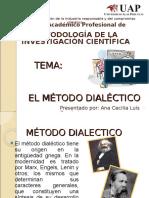 METODO DIALÉCTICO