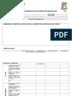 Evaluación Diagnóstica de Contextos