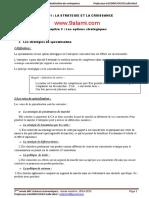 Partie I 3 Les Options Stratégiques 2