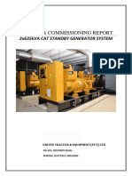 Commissioning Report Final
