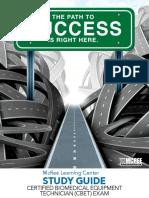 Certified Biomedical Equipment Technician (CBET) Exam Study Guide