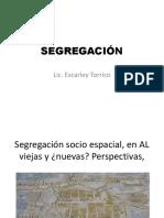 Segregación - Escarley Torrico