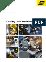 Catalogo Consumiveis Esab