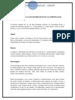 ANÁLISE DO CONTO A TERCEIRA MARGEM DO RIO DE GUIMARÃES ROSA.docx